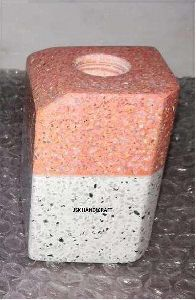 Terrazzo T-Light Holder