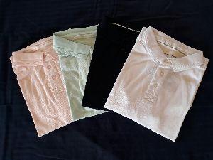 Mens Cotton Polo T-Shirts