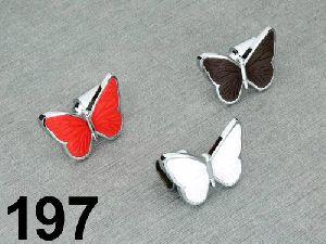 197 ABS Curtain Brackets
