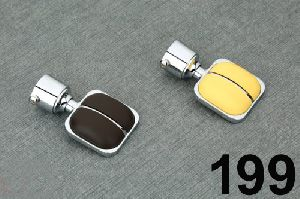 199 ABS Curtain Brackets