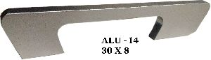 Alu-14 Aluminum Cabinet Handle