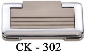 CK - 302 Fancy Zinc Chest Handle