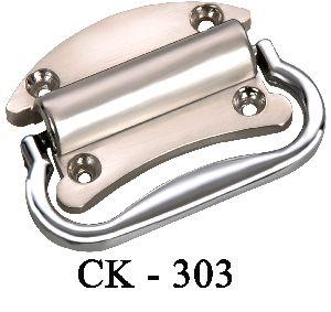 CK - 303 Fancy Zinc Chest Handle