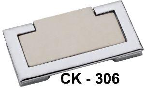 CK - 306 Fancy Zinc Chest Handle