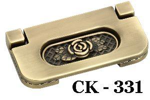 CK-331 Zinc Rajwadi Drawer Kadi