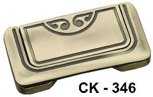 CK-346 Zinc Rajwadi Drawer Kadi