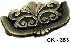 CK-353 Zinc Rajwadi Drawer Kadi