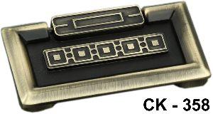 CK-358 Zinc Rajwadi Drawer Kadi