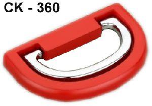 CK-360 White Metal Drawer Kadi