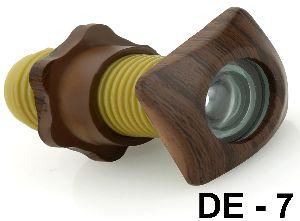 DE-7 Plastic Door Eye