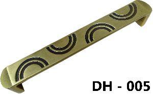 DH-005 Fancy Zinc Door Handle