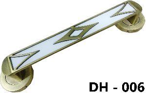 DH-006 Fancy Zinc Door Handle