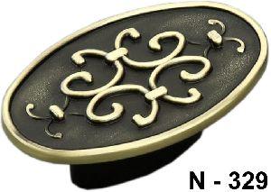N-329 Designer Drawer Knob