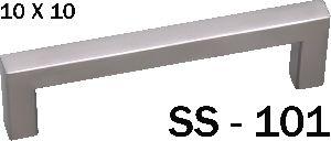 SS-101 Stainless Steel Pipe Door Handle