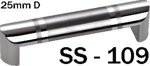 SS-109 Stainless Steel Pipe Door Handle