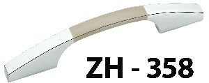 ZH-358 White Metal Cabinet Handle