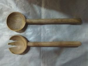 Mango Wood Spoon Set