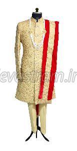 Men Cotton Sherwani