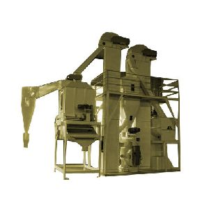 Semi Automatic Cattle Feed Plants