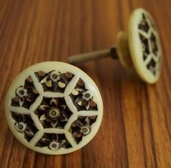 Resin knobs