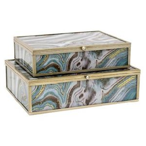 Resin Printed Boxes