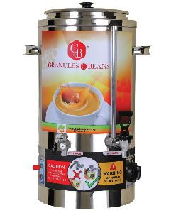 Traditional Coffee and Tea Vending Machine