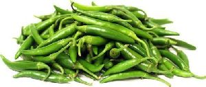 Natural Green Chilli