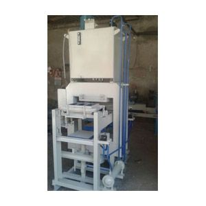 2 X 2 Hydraulic Fly Ash Brick Making Machine