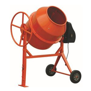 Manual Mini Electric Concrete Mixer Machine