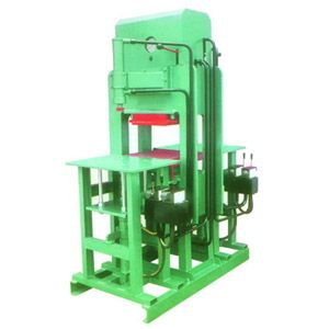 Semi Automatic Paver Block Making Machine