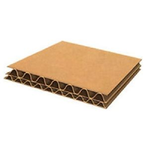 5 Ply Corrugated Paper Packaging Sheet