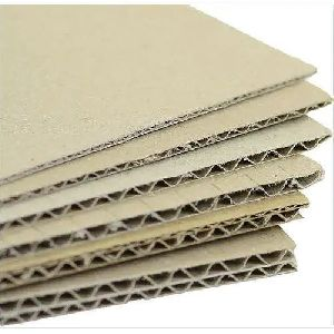 Corrugated Paper Packaging Sheet