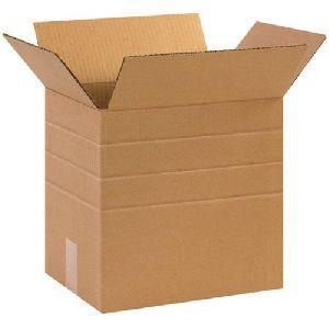 Multi Depth Corrugated Box