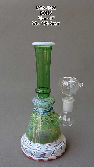 MGA-1026 Glass Bong Water Pipe