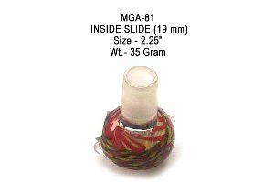 MGA-081 Glass Slide Pipe