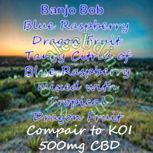 Banjo Bob Mixed Juice (500 mg)