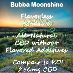 Bubba Moonshine 250