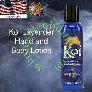 KOI CBD Body Lotion
