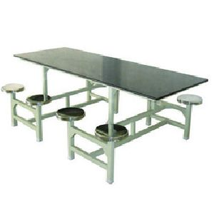 New Wood Worth Stainless Steel Canteen Tables Manufacturer