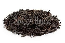 Black Tea Leaves