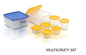 Plastic Multi Utility Set
