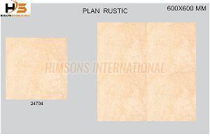 24704 Plain Rustic Glazed Vitrified Tile
