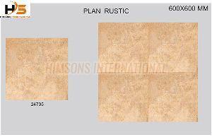 24705 Plain Rustic Glazed Vitrified Tile