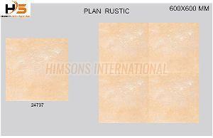 24707 Plain Rustic Glazed Vitrified Tile