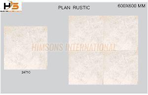 24710 Plain Rustic Glazed Vitrified Tile