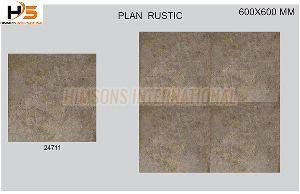 24711 Plain Rustic Glazed Vitrified Tile
