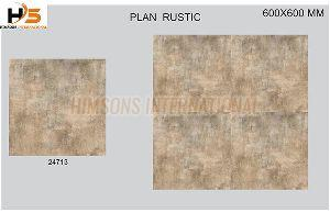 24713 Plain Rustic Glazed Vitrified Tile