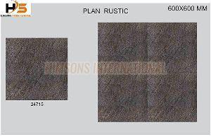 24715 Plain Rustic Glazed Vitrified Tile