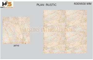 24716 Plain Rustic Glazed Vitrified Tile
