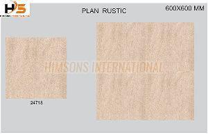 24718 Plain Rustic Glazed Vitrified Tile